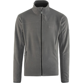 Regatta Stanton II Fleecetakki Miehet, seal grey